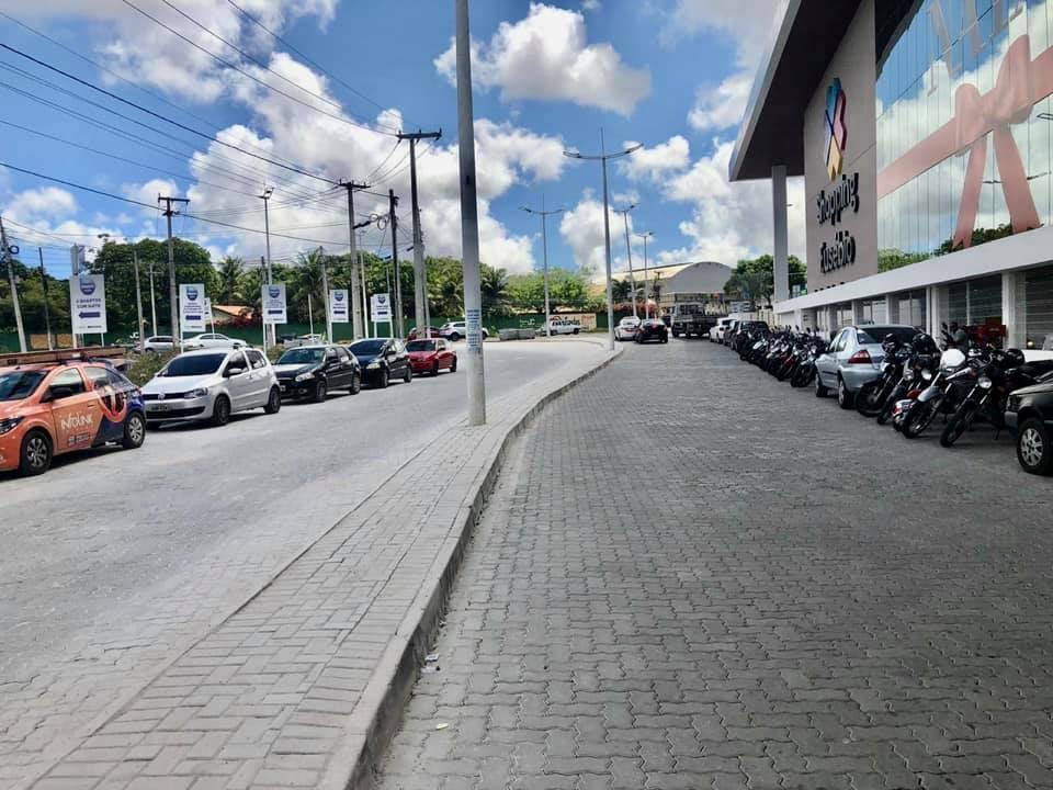 Prefeitura conclui obra de acesso ao Hospital Amadeu Sá realizada em parceria com o Shopping Eusébio