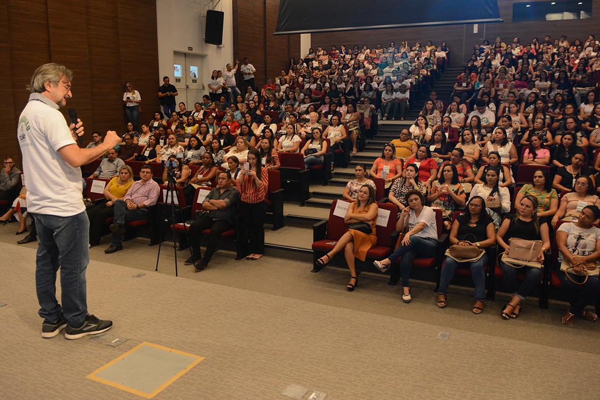 Prefeitura de Eusébio abre II Seminário de Educação Integrada