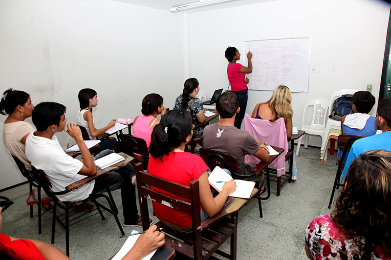 NAEC inicia matrículas e rematrículas para 14 cursos e 3 oficinas