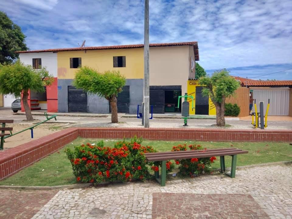 Prefeitura de Eusébio divulga cronograma  de limpeza das praças para janeiro e fevereiro