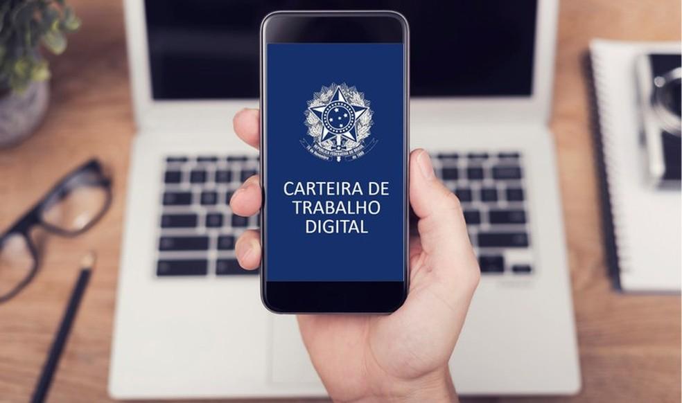 Trabalhadores de Eusébio podem ter acesso a Carteira de Trabalho Digital