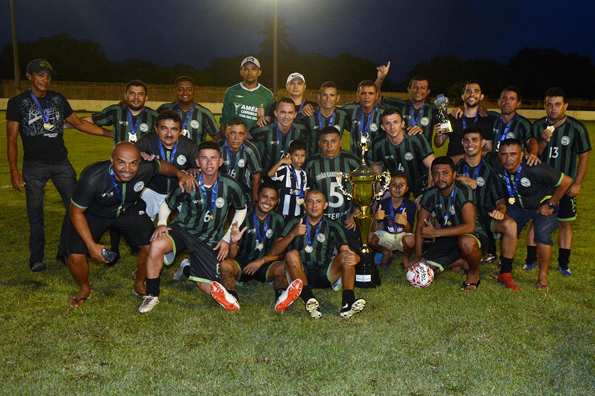 Santarém é campeão municipal de Futebol Masters ao vencer o Coaçu nos pênaltis