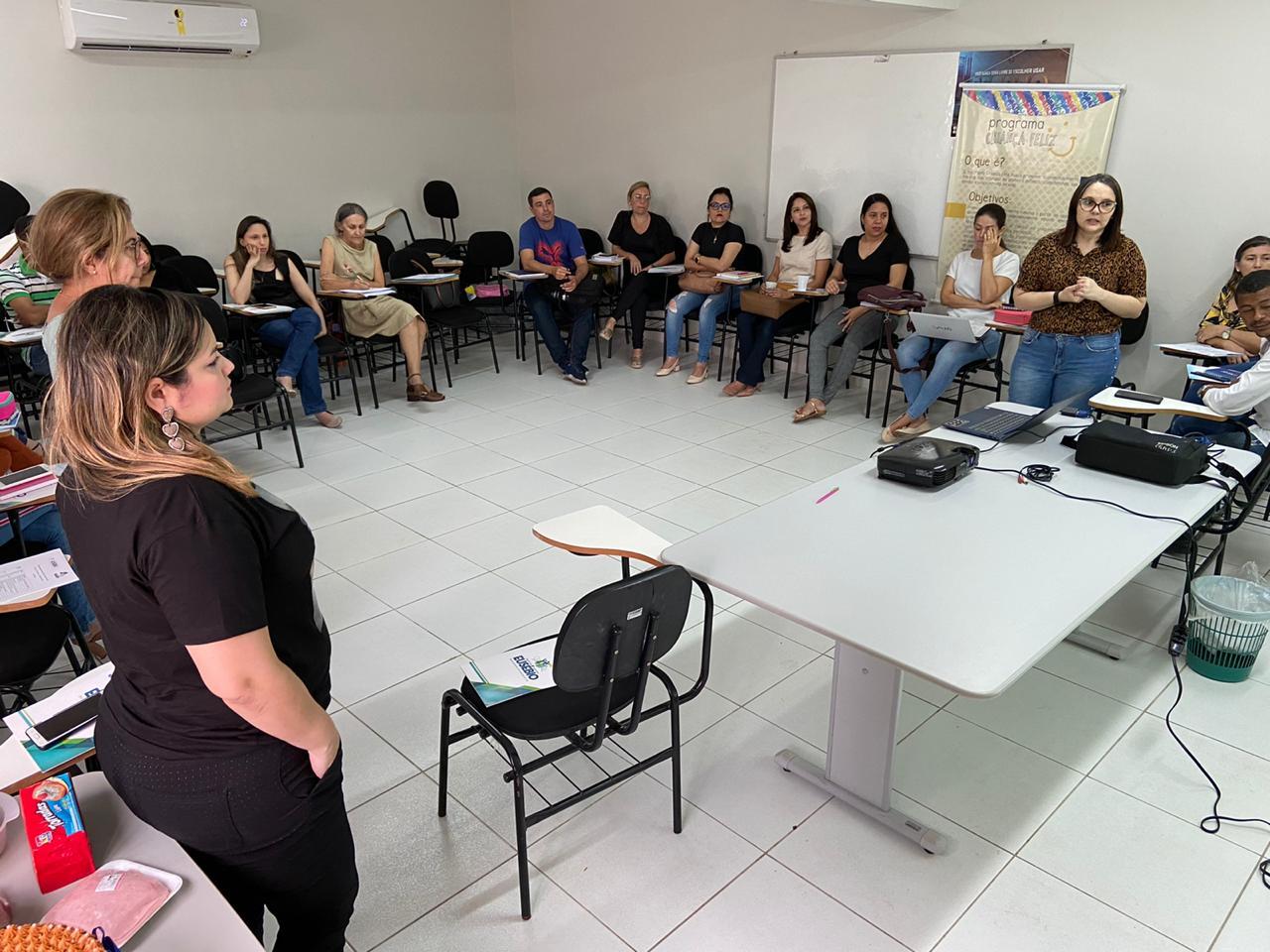 Equipes dos NASFs de Eusébio realizam encontro de avaliação e planejamento para 2020