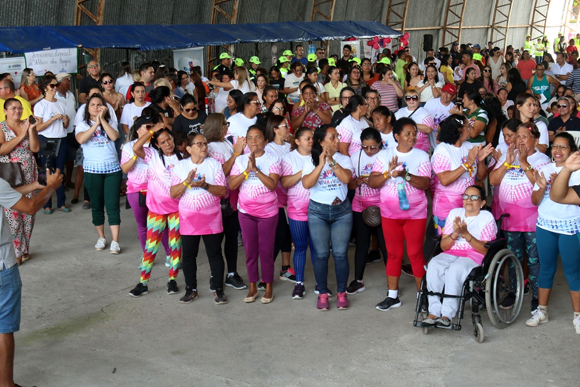 Prefeitura de Eusébio comemora o Dia Internacional da Mulher