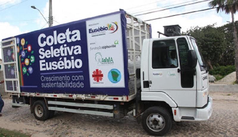 Eusébio ressalta importância dos agentes ambientais para manter a cidade limpa em época de isolamento social