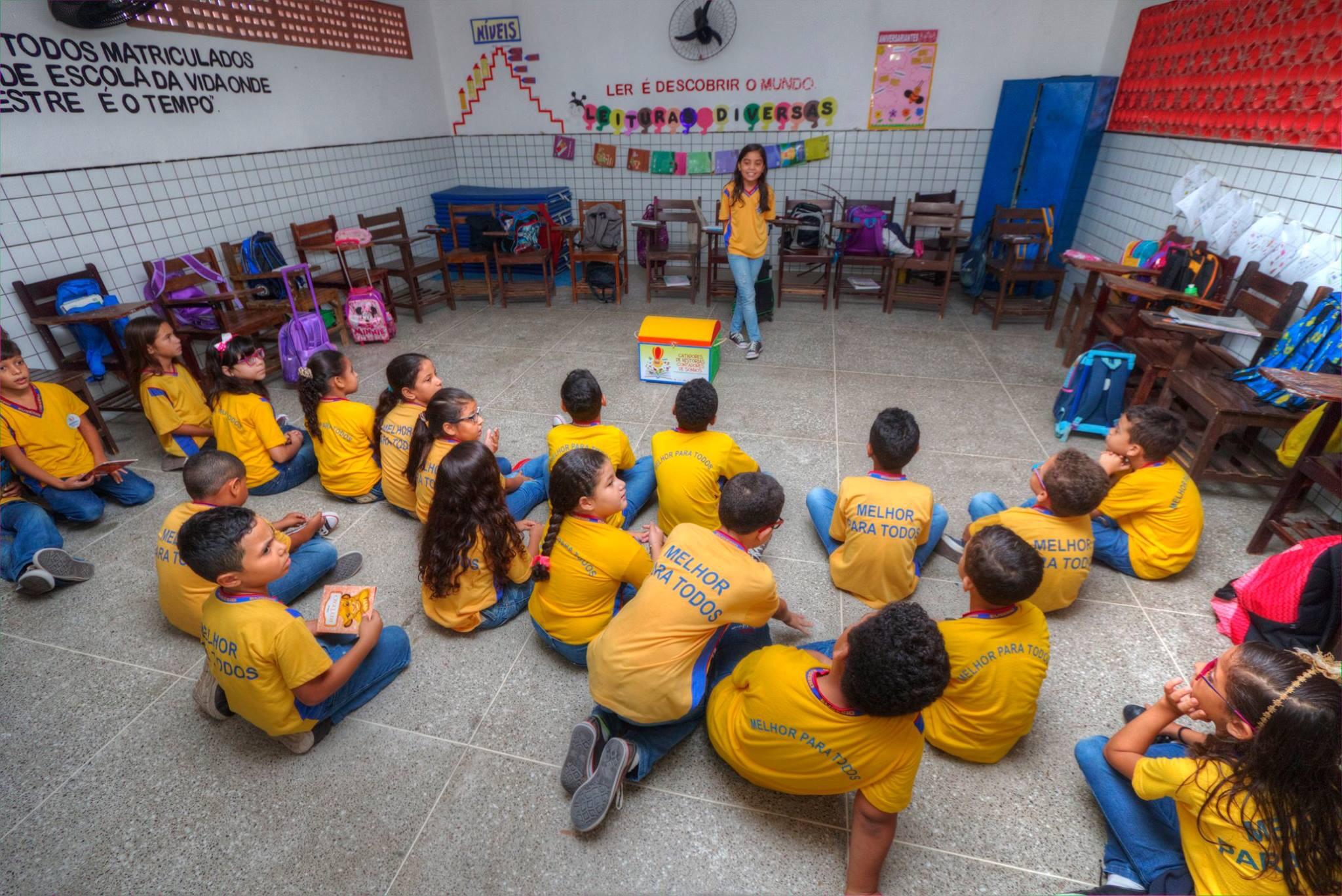 Eusébio continua processo para a conquista do Selo Unicef Edição 2017/2020
