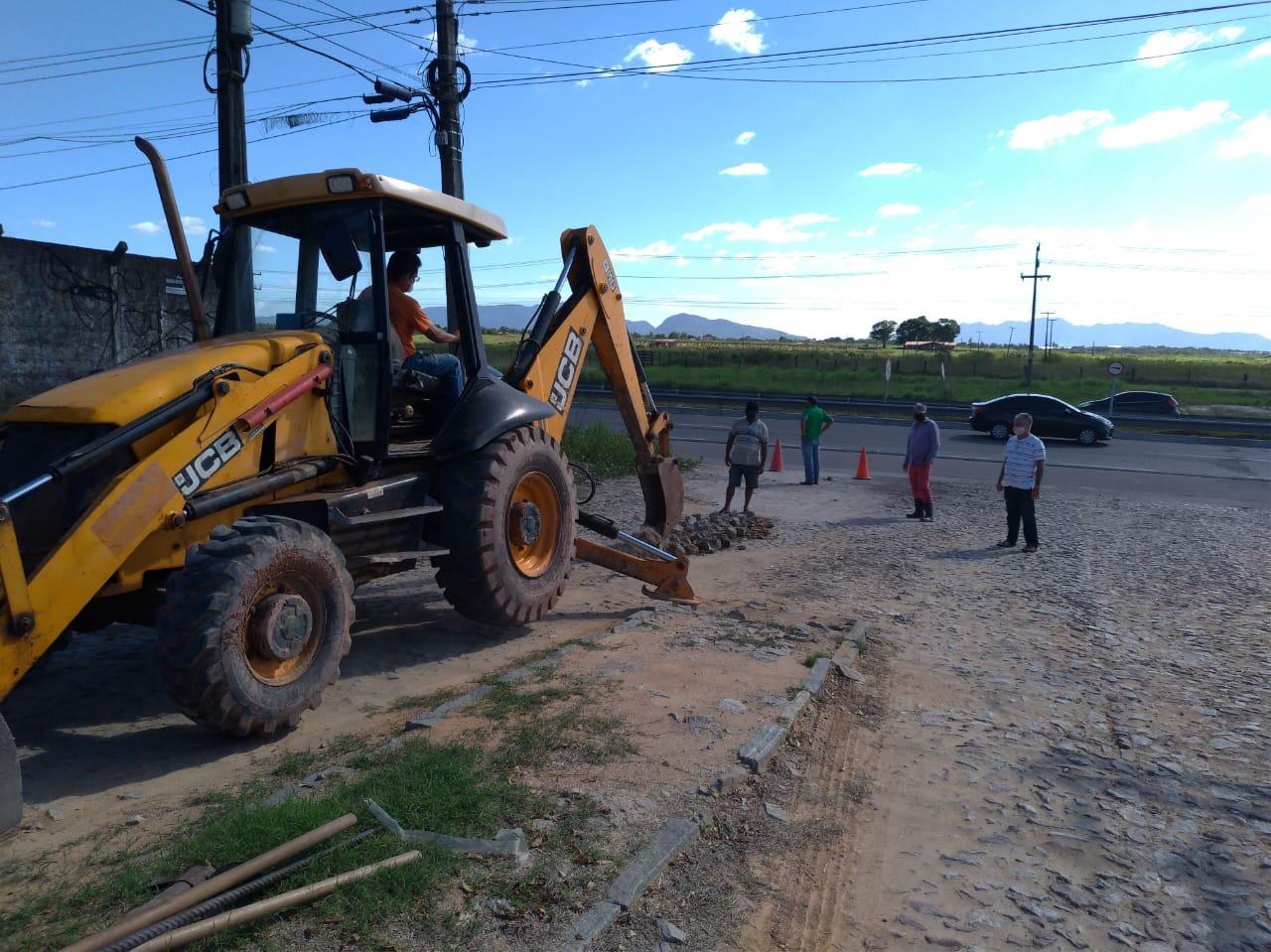 Prefeitura de Eusébio inicia obras de implantação da rede de abastecimento d'água no Jabuti Km 19