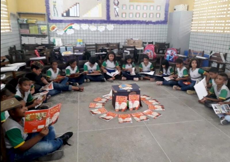 Escolas municipais de Eusébio realizam atividades voltadas para o meio ambiente em ambiente virtual