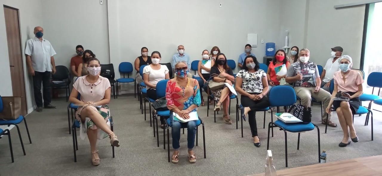 Conselho Municipal de Saúde de Eusébio elege mesa diretora para novo biênio