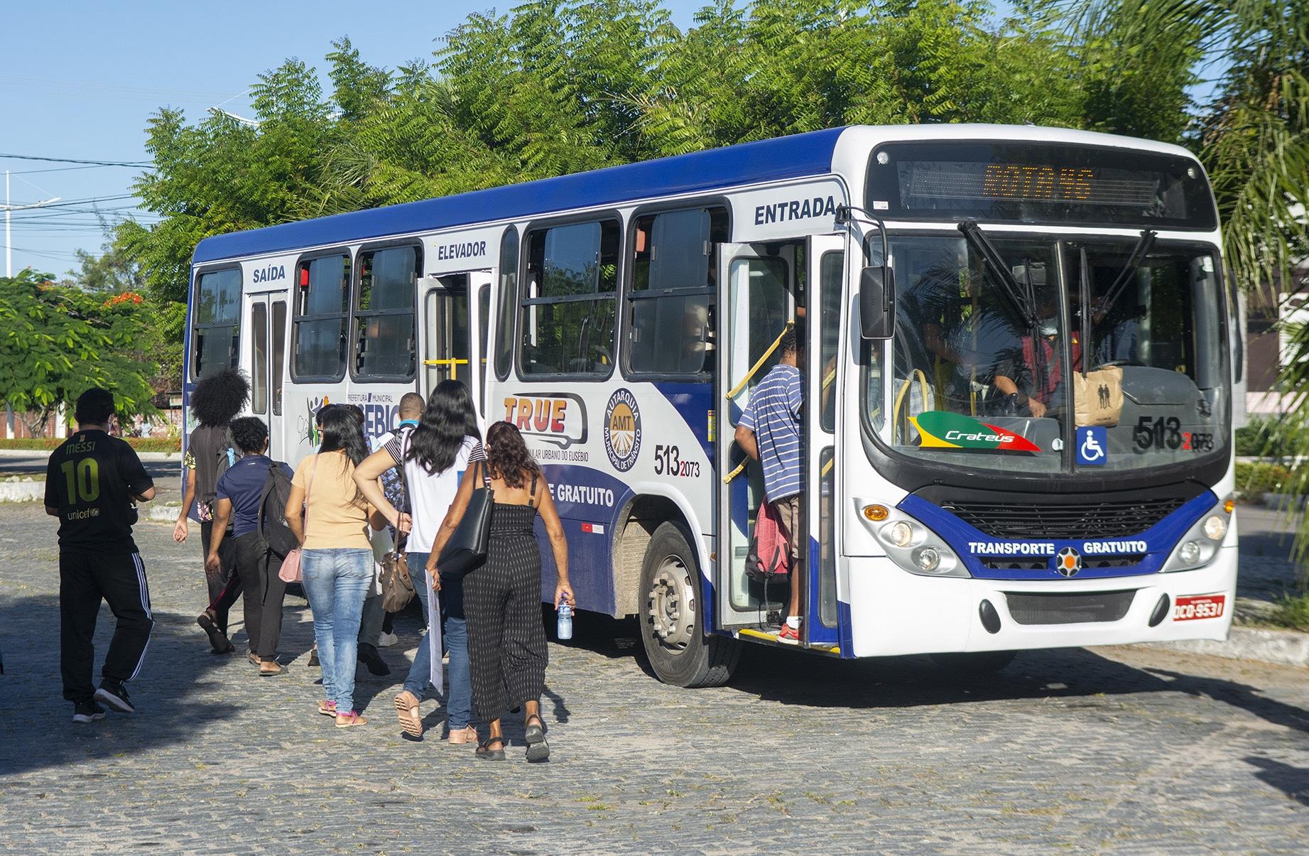 Prefeitura de Eusébio retorna com alguns horários das Rotas 41 e 49 do TRUE