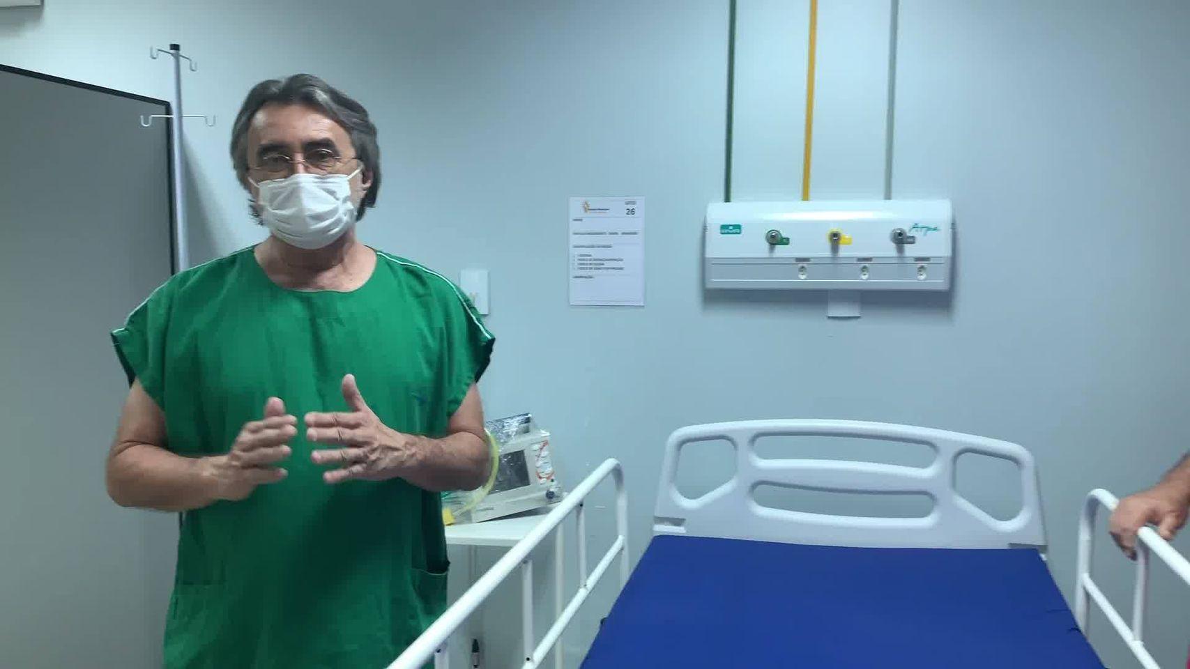 Eusébio vai reativar leitos da UPA e Unidade do  Hospital para atender pacientes com Covid-19