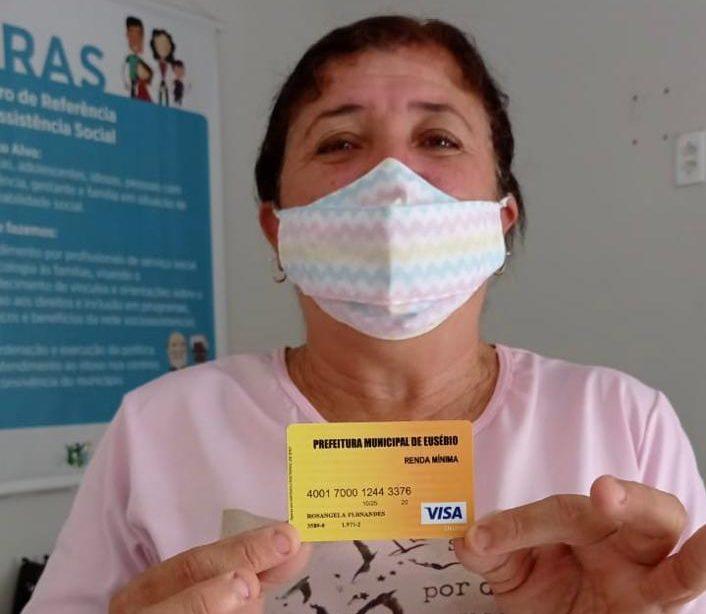 Prefeitura de Eusébio começa a pagar o Renda Mínima nesta terça-feira, 23