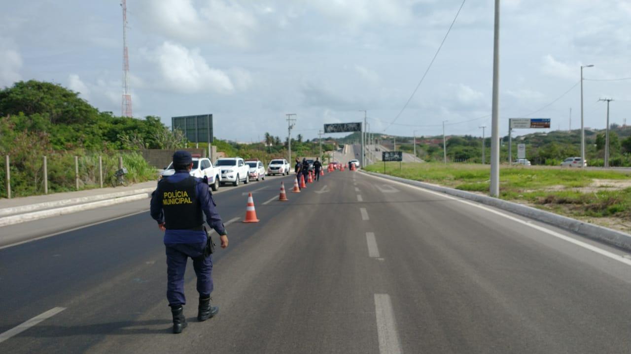 Prefeitura de Eusébio restabelece o isolamento social rígido para conter o avanço da Covid-19 no município