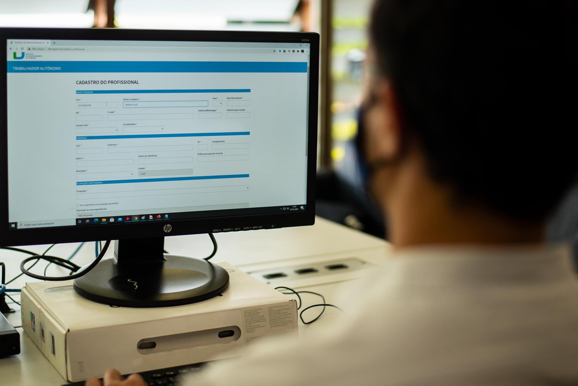Prefeitura de Eusébio e IDT/SINE realizam parceria em benefício dos trabalhadores autônomos