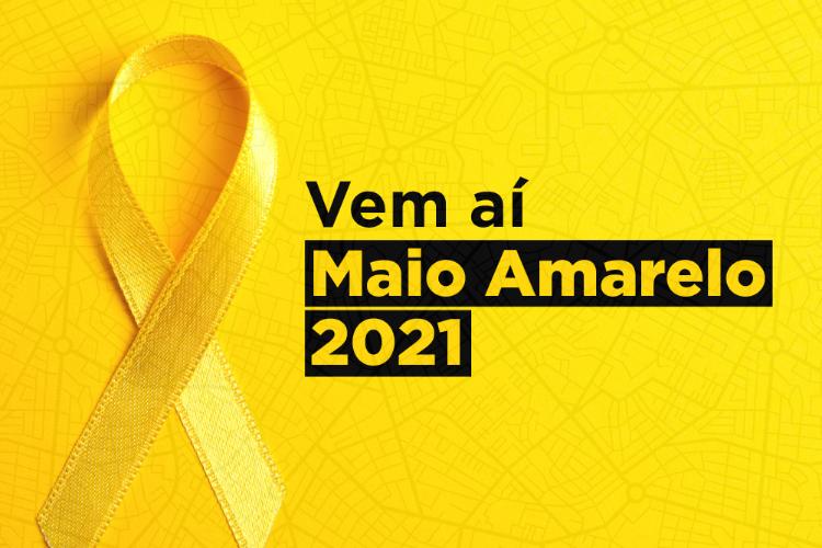 Eusébio realiza a 8ª Campanha Maio Amarelo alertando sobre a segurança no trânsito