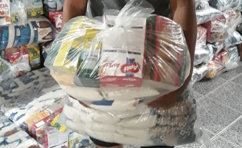Prefeitura de Eusébio divulga cronograma da entrega de cestas básicas do mês de setembro