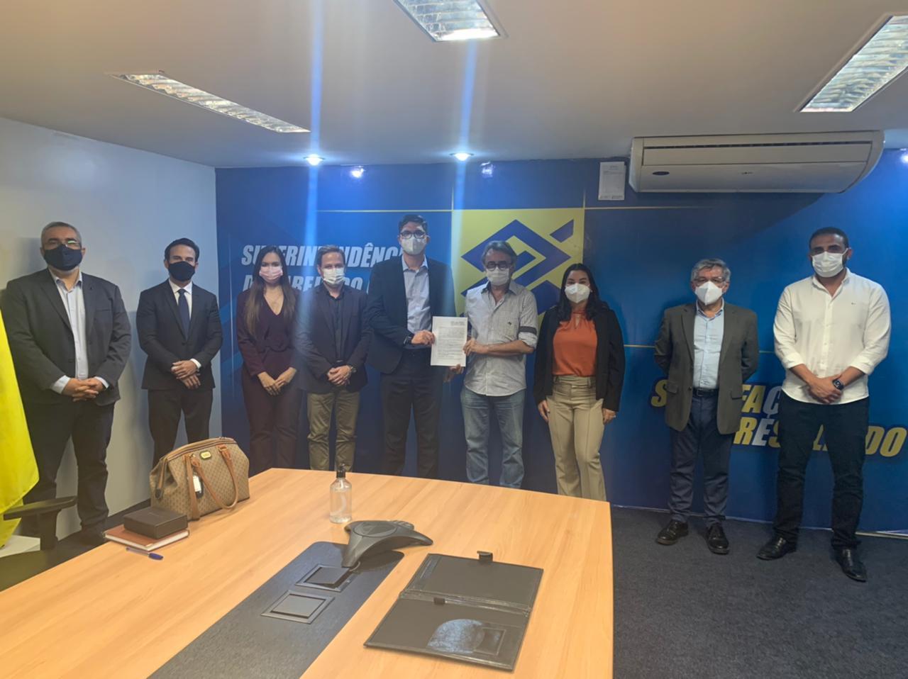Prefeitura de Eusébio assina operação de crédito com o Banco do Brasil para execução de obras de infraestrutura e mobilidade urbana