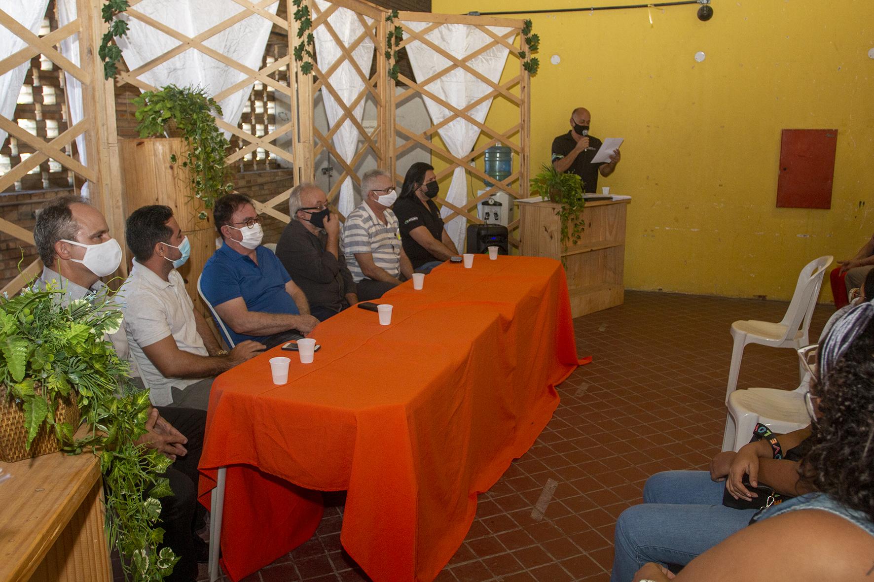 Prefeitura de Eusébio empossa novos membros do Conselho Municipal de Turismo