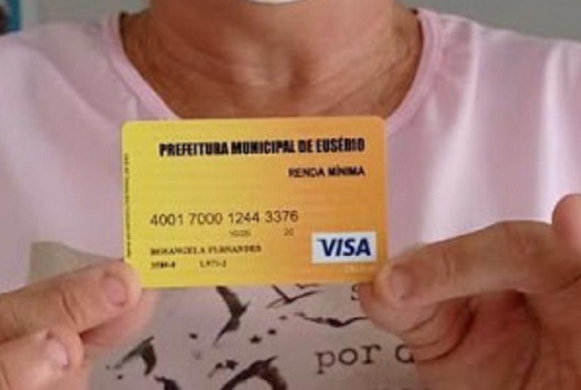 Prefeitura de Eusébio inicia pagamento do Programa Renda Mínima referente ao mês de julho
