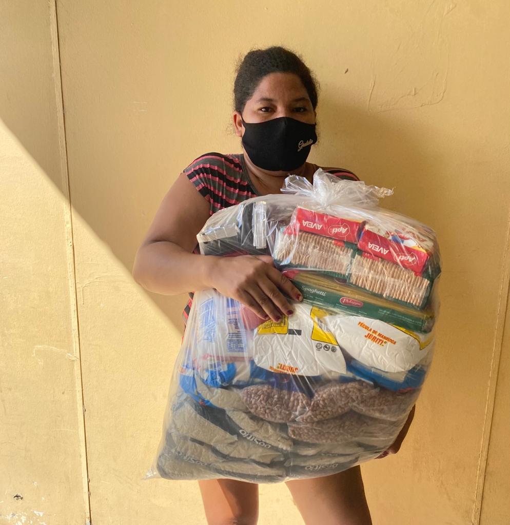Prefeitura de Eusébio anuncia cronograma de entrega das cestas básicas do mês de julho