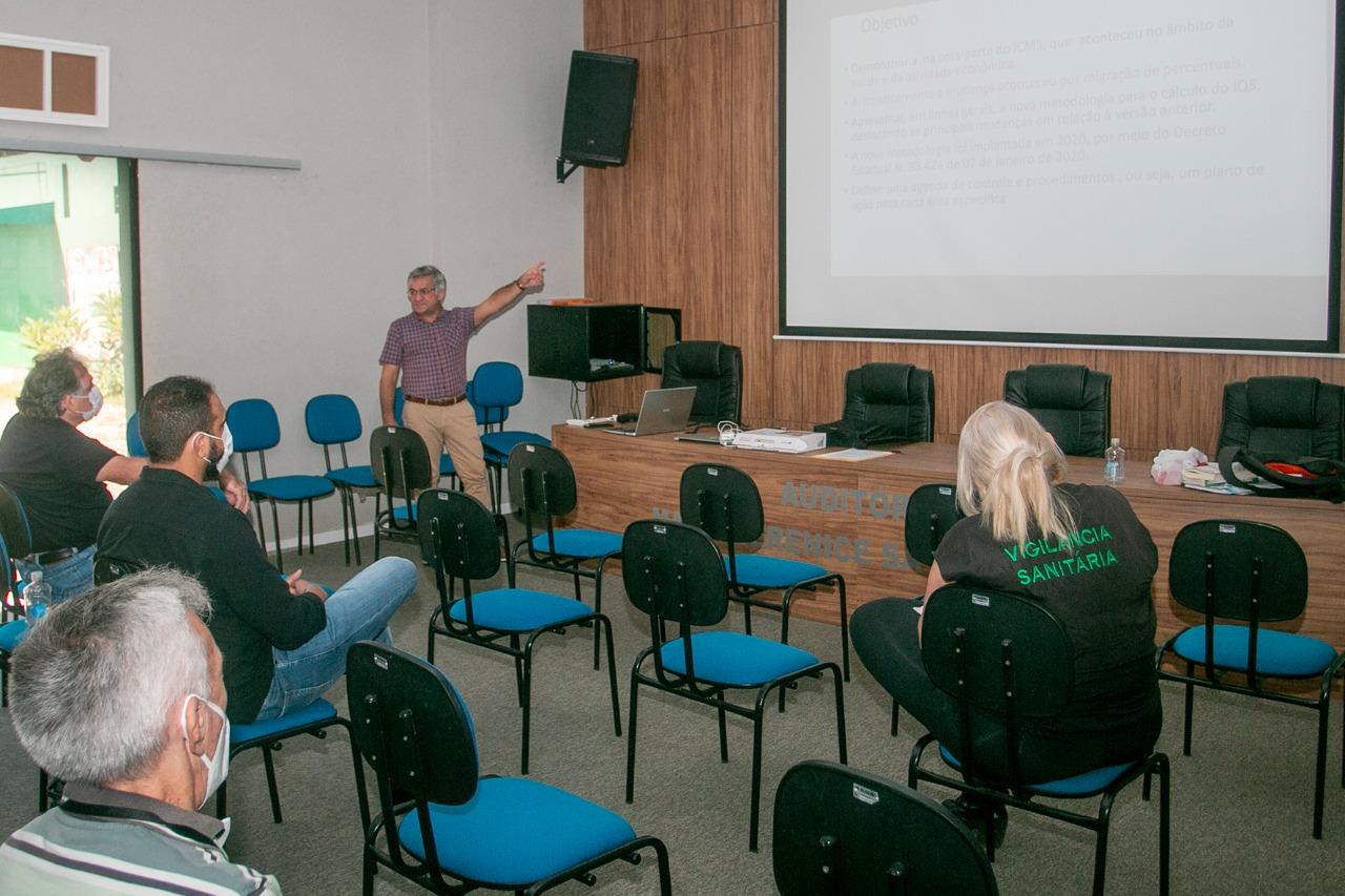 Eusébio trabalha para melhorar indicadores e ampliar arrecadação do ICMS