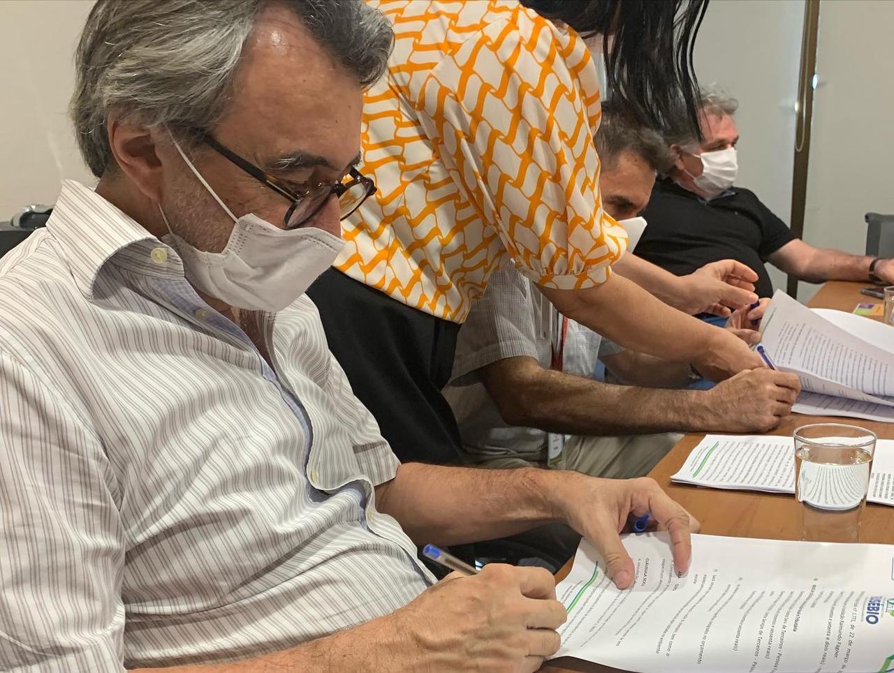 Prefeitura de Eusébio assina convênio para realização do Programa de Educação Fiscal