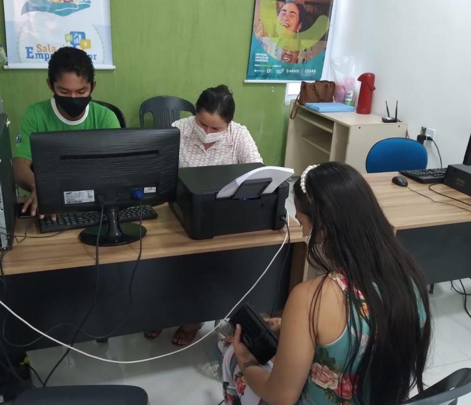 Sala do Empreendedor do Eusébio abre inscrições para linha de crédito para pequenos negócios