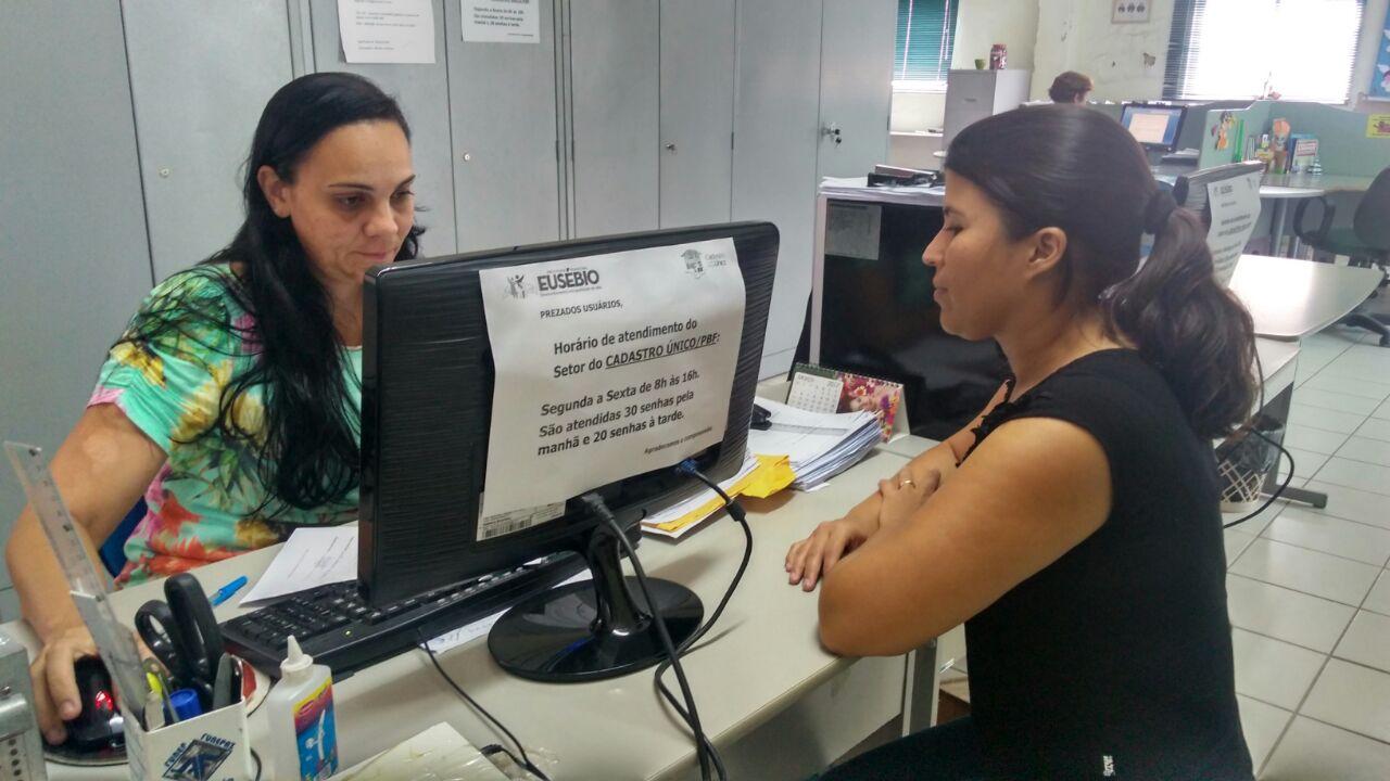 Prefeitura de Eusébio convoca cadastrados do Bolsa Família para atualizarem o Cadastro Único