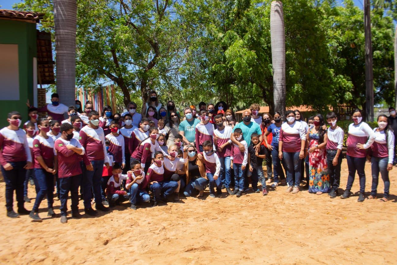 Projeto Equista Sonhando a Galope conclui curso voltado para alunos com deficiência