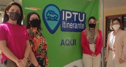 Prefeitura de Eusébio leva o IPTU Itinerante para o condomínio Jardins Ibiza