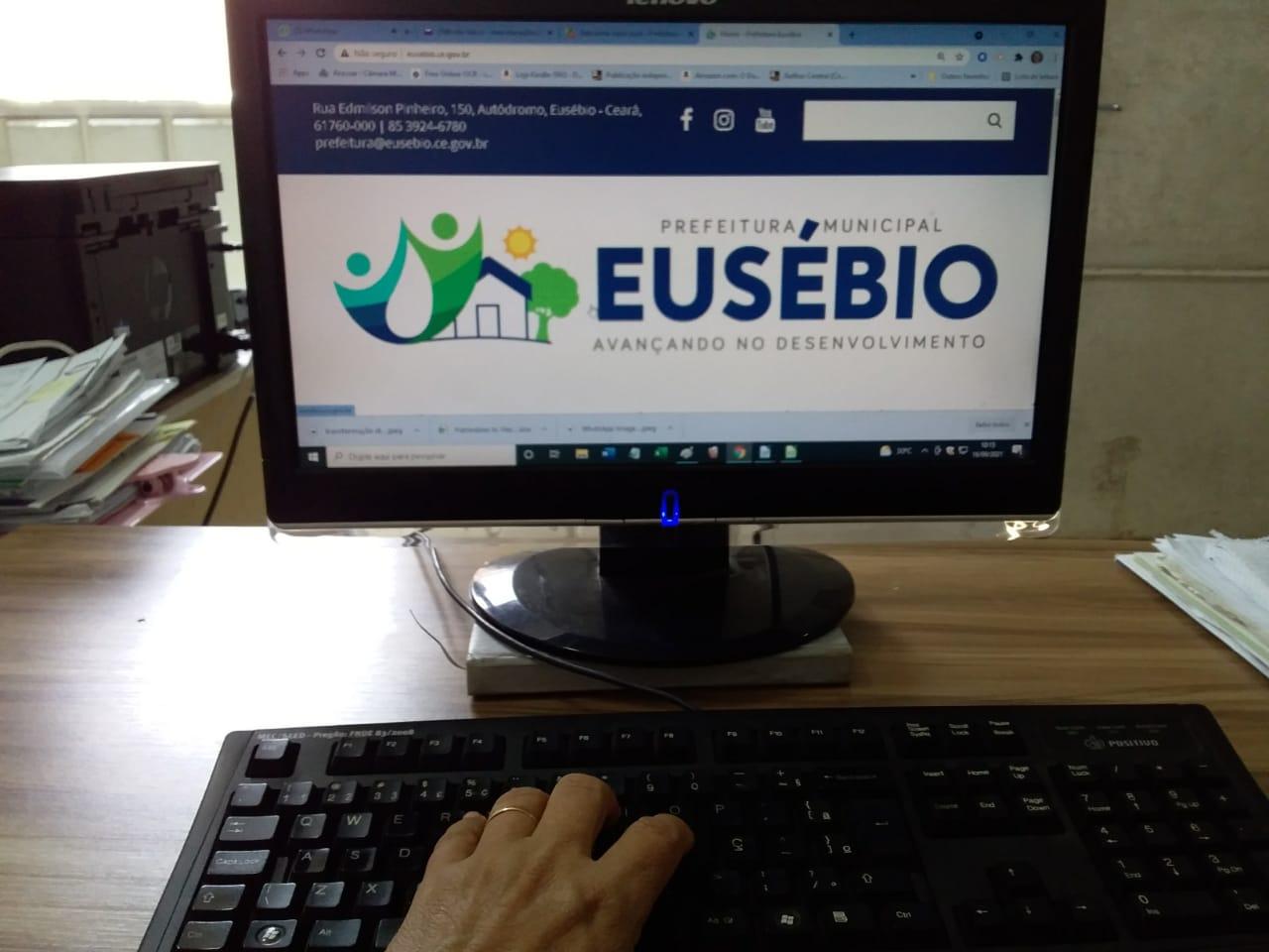 Eusébio e a Escola de Gestão do Estado firmam acordo de cooperação técnica