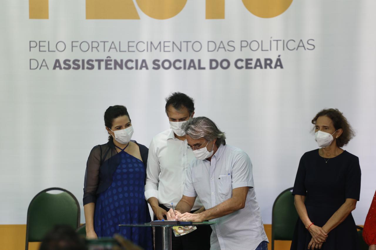 Eusébio receberá investimentos do Governo do Ceará para fortalecimento do Sistema Único de Assistência Social