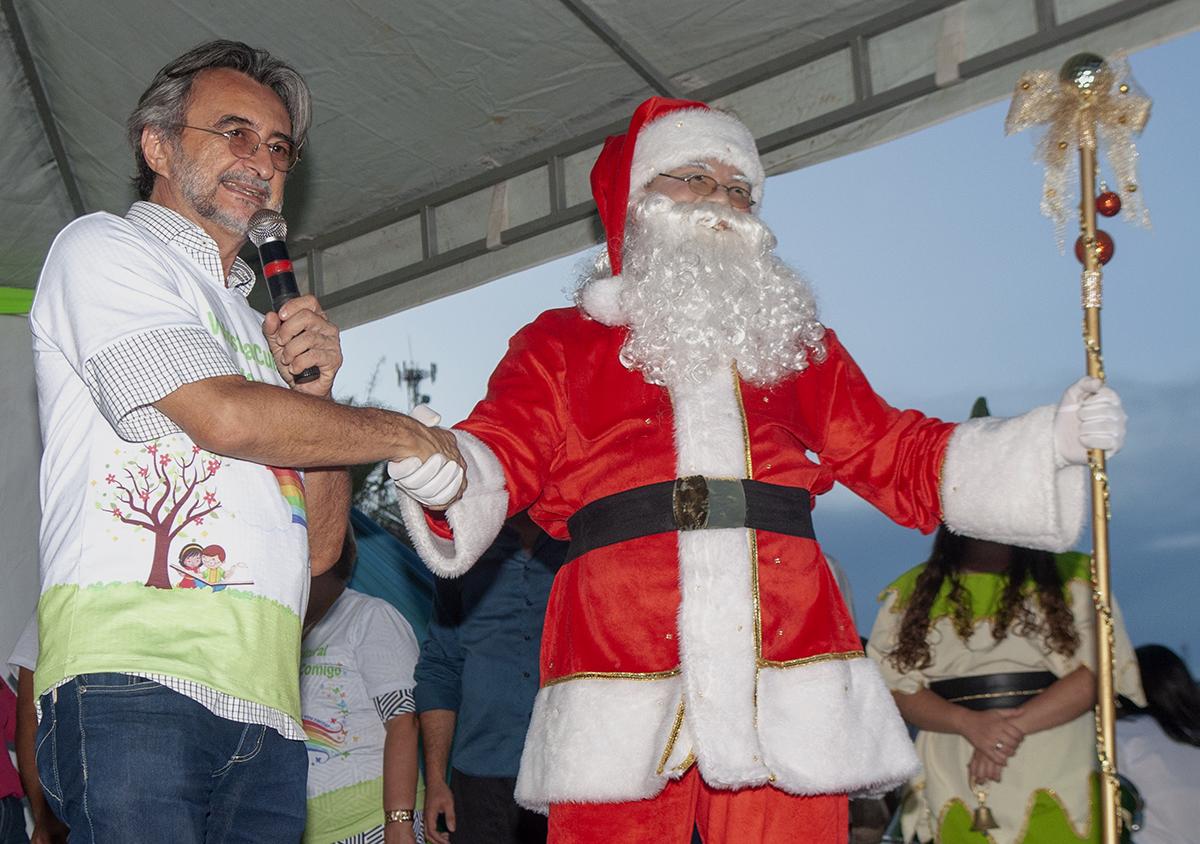 Secult abre inscrições para artistas participarem do Natal de Paz de Eusébio