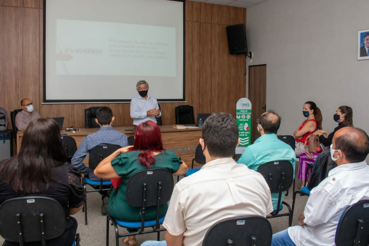 Prefeitura de Morada Nova conhece as boas práticas de gestão fiscal do Eusébio