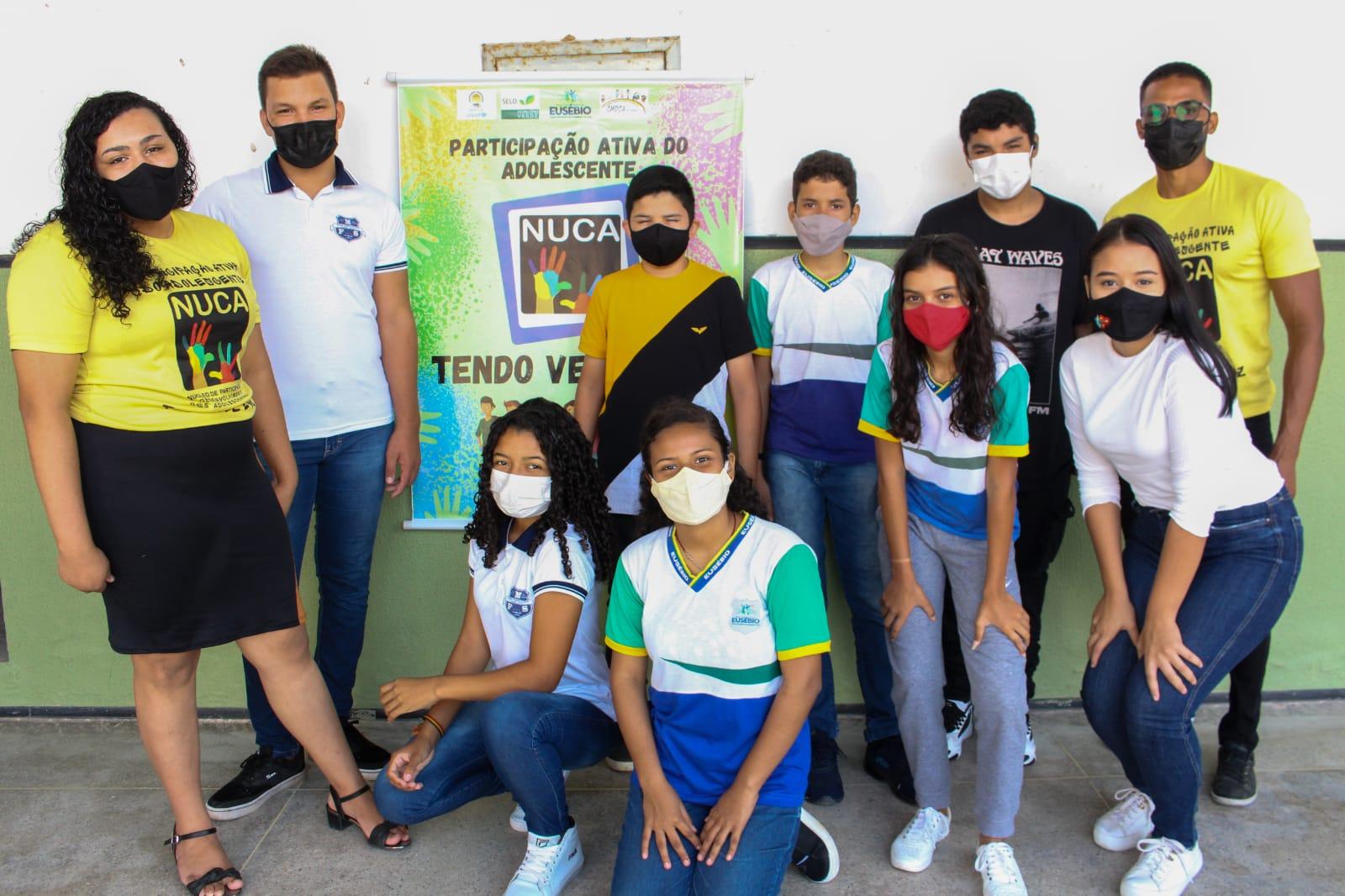 Prefeitura de Eusébio lança o NUCA da Mangabeira